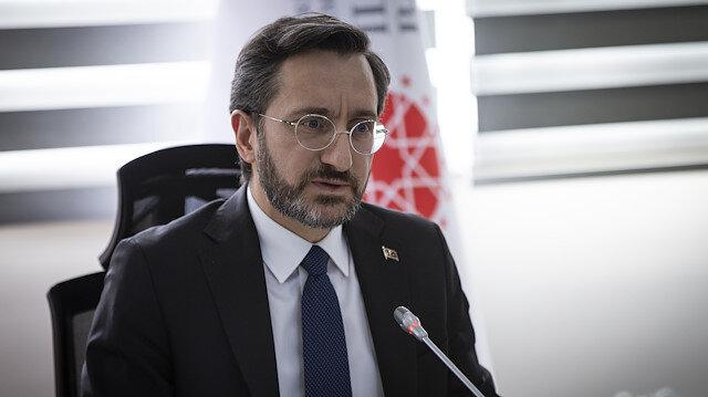 İletişim Başkanı Altun: Değişen mülteci politikası uygulanmaya devam edecek