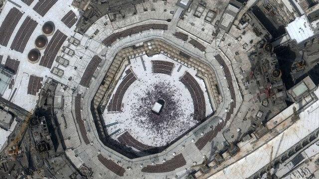 Koronavirüsün etkisi uydu görüntülerinde