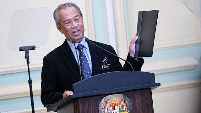 Malezya Başbakanı Muhyiddin yeni kabineyi açıkladı