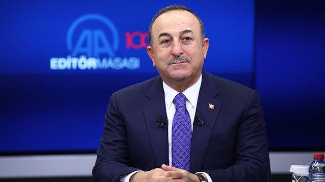 """Dışişleri Bakanı Mevlüt Çavuşoğlu: Cumhurbaşkanımız """"Sığınmacıları şartsız siz alın, ben 4 katını göndereyim"""" dedi"""