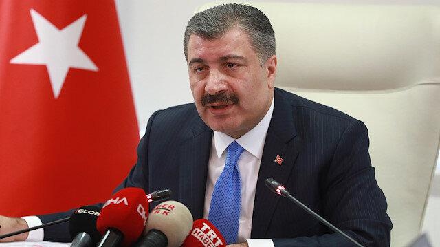 Sağlık Bakanı Fahrettin Koca: Türkiye'de koronavirüs salgını olma ihtimali çok yüksek