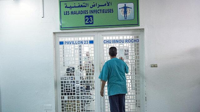 Fas'ta koronavirüs nedeniyle ilk ölüm gerçekleşti