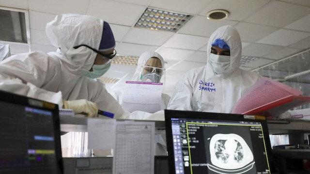 İran koronavirüsten ölen sağlık personeline 'görev şehidi' ünvanı verecek