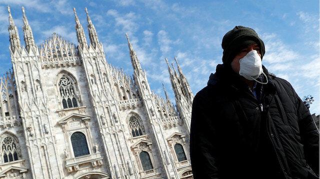 Koronavirüs karantina ülkesi İtalya'yı teslim aldı: Bir güne en fazla ölüm!