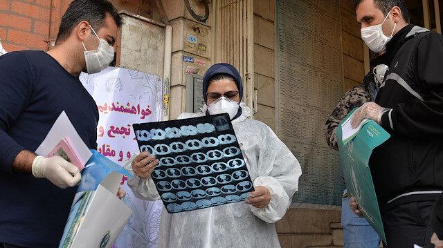 Dünyanın dört bir yanından gelen en dikkat çeken koronavirüs fotoğrafları