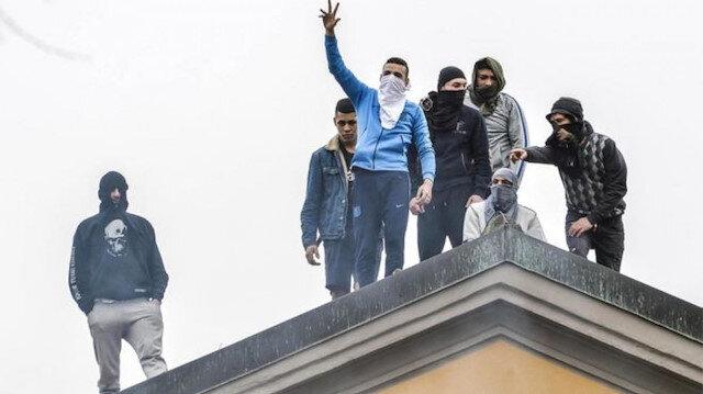 İtalya'da mahkumlar koronavirüs isyanı çıkardı: 12 kişi hayatını kaybetti