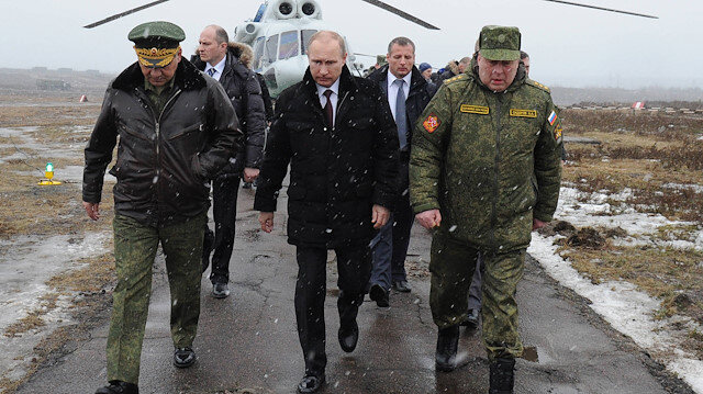 Putinin gizli paralı ordusu Wagner: Suriye ve Libyada neden karşımıza çıktılar?