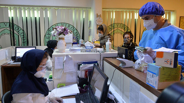 İran koronavirüs nedeniyle IMF'den yardım istedi