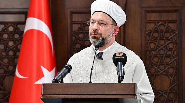Diyanet'ten koronavirüs önlemleri: Kur'an kursları 2 hafta tatil, uluslararası seminerler iptal