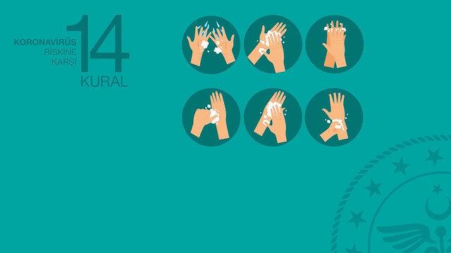 Koronavirüse karşı hayat kurtaran 14 kural