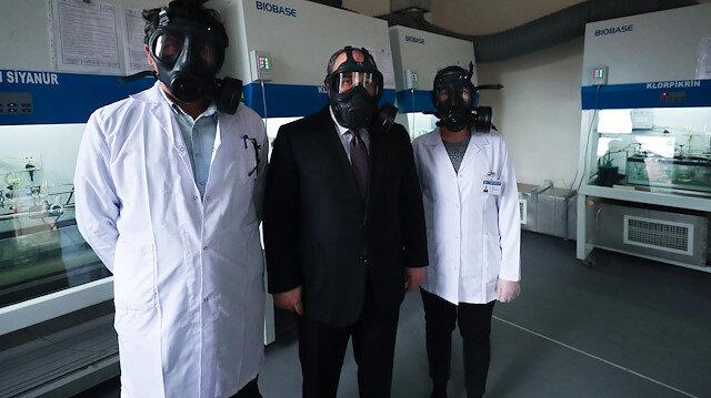 Bakan Varank'tan maske açıklaması: Fırsatçılar her dönemde ortaya çıkabiliyor