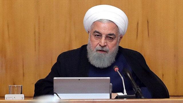 İran Cumhurbaşkanı Ruhani: Karantina söz konusu değil
