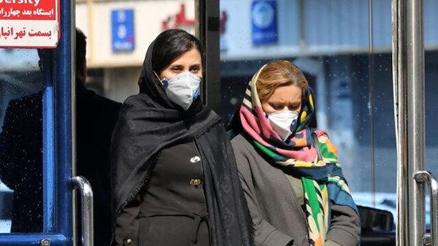 İran'da koronavirüsten 129 kişi daha hayatını kaybetti