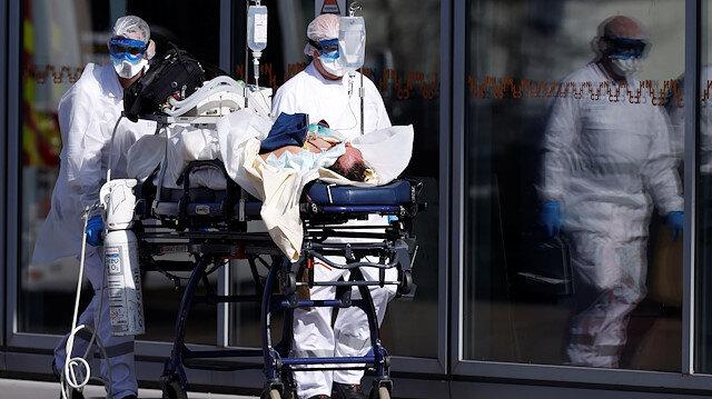 Akıllara durgunluk veren iddia: Fransa'da önlem alınmazsa koronavirüsten 500 bin kişi ölebilir