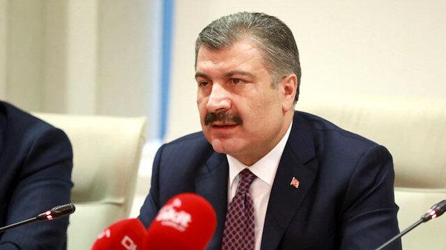 Sağlık Bakanı Koca: Koronavirüs test sonucu pozitif çıkan yeni hastalar var