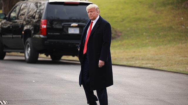 Trump: Koronavirüs yüzünden ABD resesyona giriyor olabilir