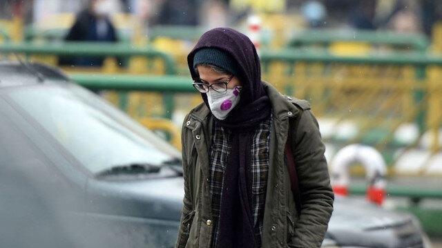 İran'da son 24 saatte koronavirüsten 135 kişi hayatını kaybetti