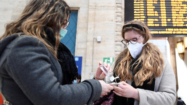Almanya'da koronavirüs raporu: 2-3 ay içinde 10 milyon kişiye bulaşabilir
