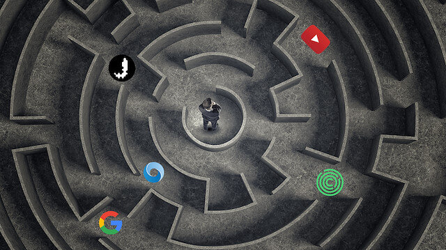 Dijital dünyanın Roma'sı: Heil, Google!