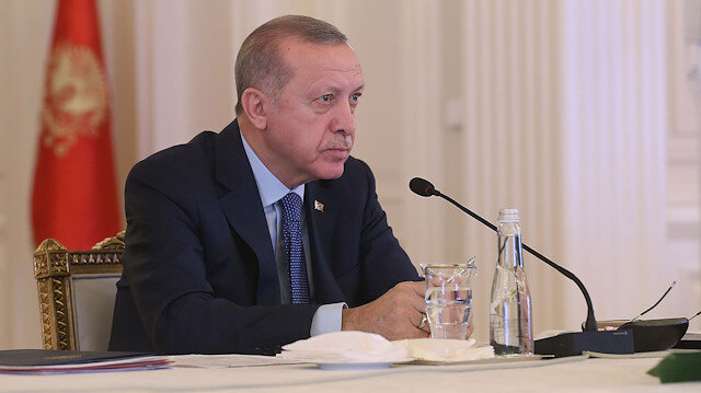 Cumhurbaşkanı Erdoğan'dan koronavirüs açıklaması: Birkaç haftalık dönemi iyi yönetirsek güzel bir tablo bizi bekliyor