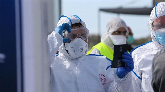 İsrail koronavirüs nedeniyle yabancılara kapılarını kapattı
