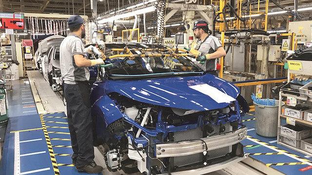 Ford ve Toyota kepenk indiriyor: Toyota Sakarya'daki fabrikada kontak kapatıyor