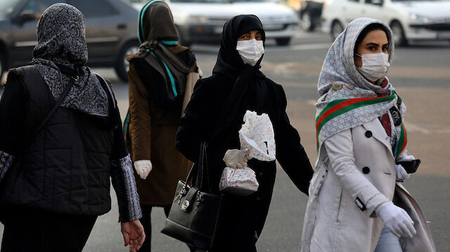 Koronavirüse direnen en yaşlı ikinci kişi: 103 yaşındaki İranlı kadın hastalığı yendi