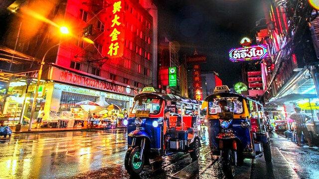 Hızına yetişilemeyen şehir: Bangkok