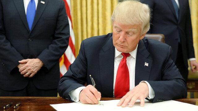 Trump onayladı: ABD'liler ücretsiz koronavirüs testi yaptırabilecek