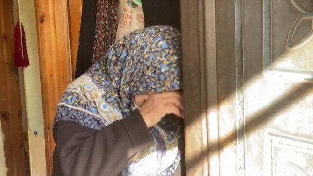 Evi dezenfekte edilen yaşlı kadından Cumhurbaşkanı Erdoğan'a duygulandıran dua