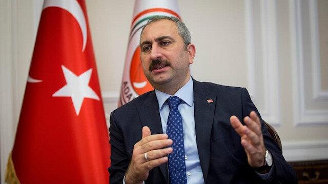 Adalet Bakanı Gül: Zaruri olmadıkça adliyeye gitmenize gerek yok