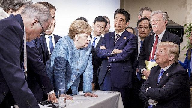 G7 Zirvesi, salgın endişesiyle yöntem değiştirdi
