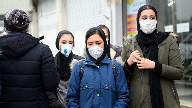 İran'da koronavirüs ölenlerin sayısı bin 556'ya yükseldi