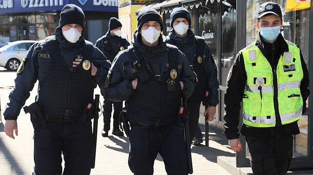 Ukrayna'da koronavirüs vaka sayısı 41'e yükseldi: İlk hasta taburcu edildi