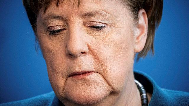 Doktorunun koronavirüs testi pozitif çıktı: Almanya Başbakanı Angela Merkel karantinaya alındı
