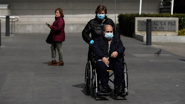 25 binden fazla vaka bulunan İspanya'da Başbakan Sanchez : En kötüsü henüz gelmedi