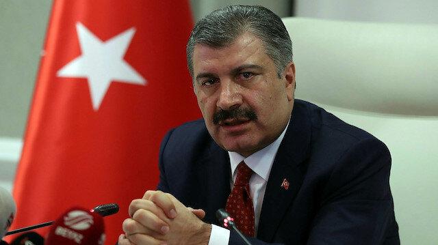 Sağlık Bakanı Fahrettin Koca 23 Mart tarihli koronavirüs verilerini açıkladı: Ölüm sayısı 7, vaka sayısı 293