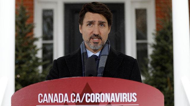 Kanada Başbakanı Trudeau isyan etti: Yeter artık evde kalın