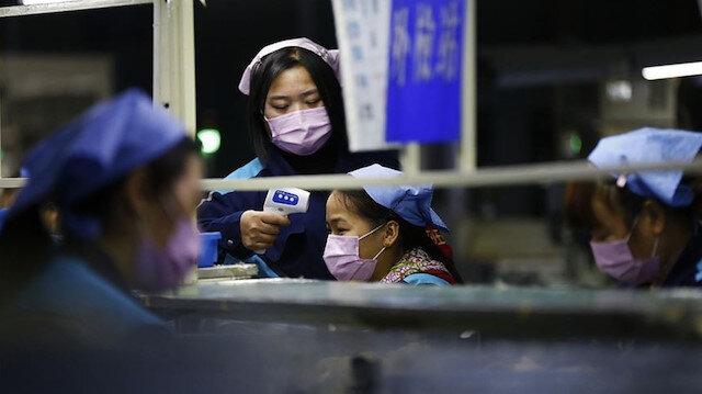 Dünya genelinde koronavirüs bulaşan kişi sayısı 382 bini geçti