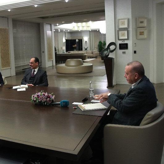 Erdoğandan dezenfektan nasıl kullanılır tarifi