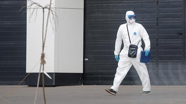 Rusya'da koronavirüs tedbirlerini ihlal edenlerin cezai vasıfları belli oldu: Terör eylemi