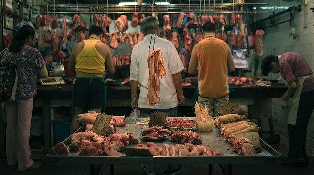 Çin'in vahşi hayvan pazarları dünyayı canından edecek