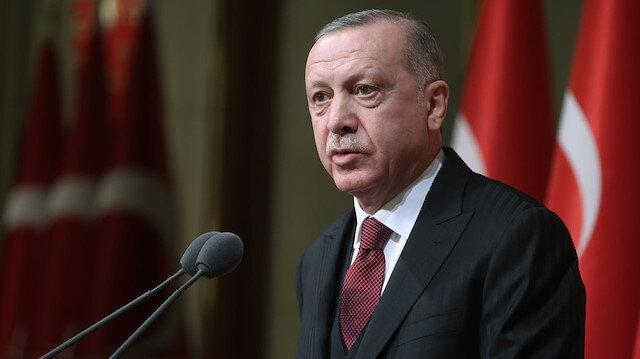 Cumhurbaşkanı Erdoğan 2 milyon dar gelirli aileye 1000 TL destek verileceğini açıkladı