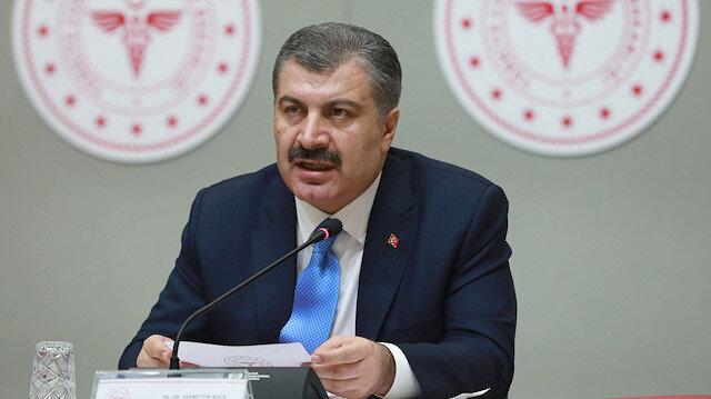 Sağlık Bakanı Fahrettin Koca: 83 milyonun test yaptırması gerekmiyor