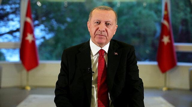 Cumhurbaşkanı Erdoğan: Aydınlık yarınlar bizi bekliyor, yeter ki ikazlara riayet edelim