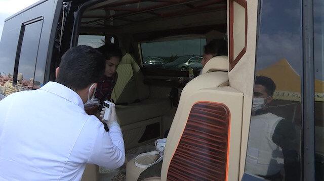 Suriyeli doktorlardan Türkiye'deki koronavirüs mücadelesine destek