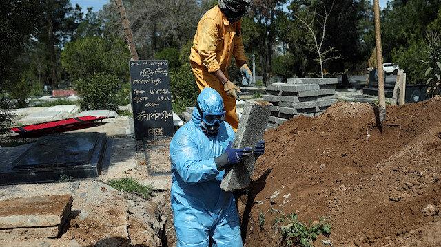 Dünya genelinde koronavirüs salgınında ölü sayısı 18 bini aştı