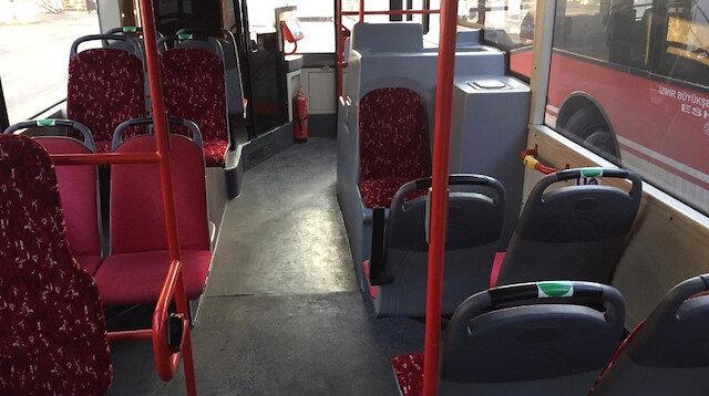Toplu ulaşımda koronavirüsten korunmak için 'yeşil koltuk' uygulaması