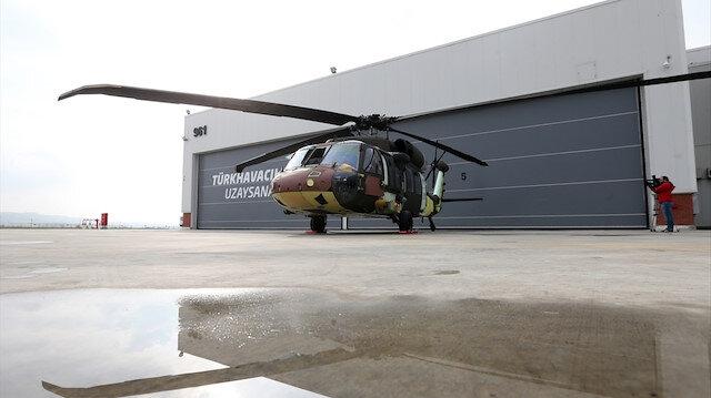 T70 helikopteri ilk uçuşuna hazırlanıyor
