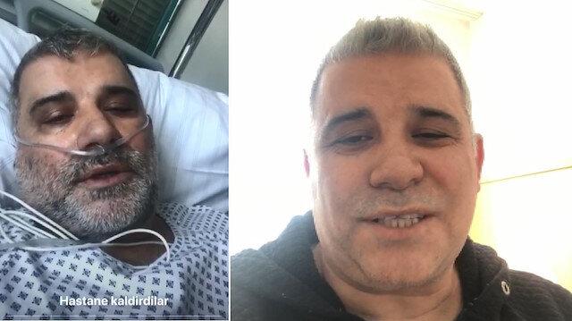 Almanya'da koronovirüsüne yakalanan Türk iyileşti: Hastalık sürecinde yaşadıklarını anlattı